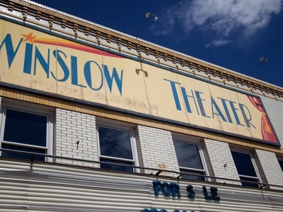 Old  Theater Winslow