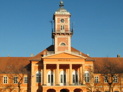 Old Town Hall In Sombor