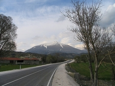 Olimpos From South Side