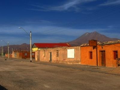 Ollague Town