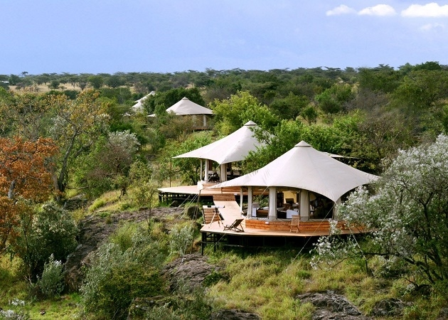 4 Day Ol Seki Hemingways Mara Luxury Flying Safari Photos