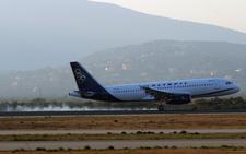 Landing At Athens