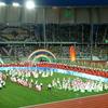 Olympic Stadium Ashgabat