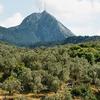 Olympos Peak Rises