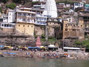 Omkareshwar Templo