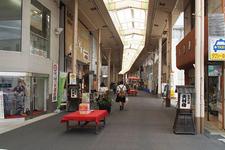 Omura City Central Area