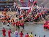Onbashira In Suwa Taisha Which Is Held Once Every Six Years