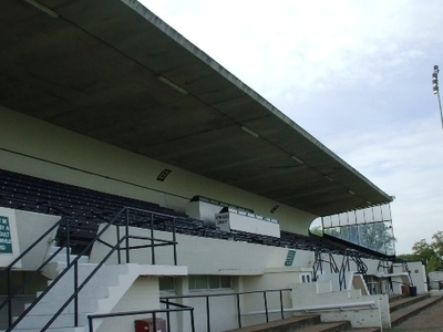 The One And Only Stand At Athletic Ground