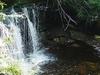 Oneida Waterfalls - Ricketts Glen - Falls Trail