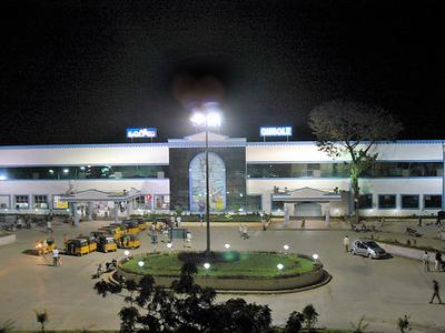 Ongole Railway Station