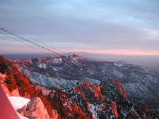 On Top Of Sandia Mountains - Albuquerque NM
