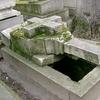 Opened Tomb