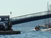 Opening The Bridge In  Tisno