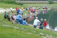 Abrir Pond Lago