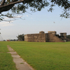 Open Space Around At Fort Monroe
