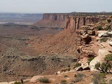 Orange Cliffs Overlook - Canyonlands - Utah - USA