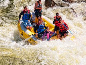 4 Day Orange River Rafting - Orange River - Northern Cape Photos
