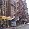 Orchard And Rivington Streets, Lower East Side