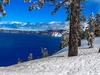 OR Crater Lake NP Landscape