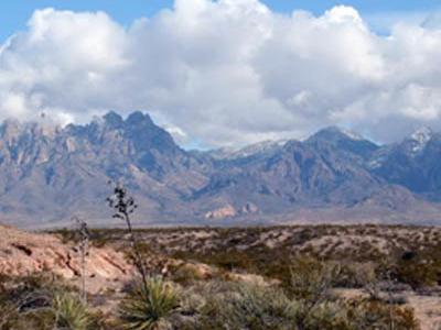 Organ Mountains (New Mexico)