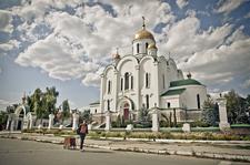 Orthodox Church In Shevchenko Street