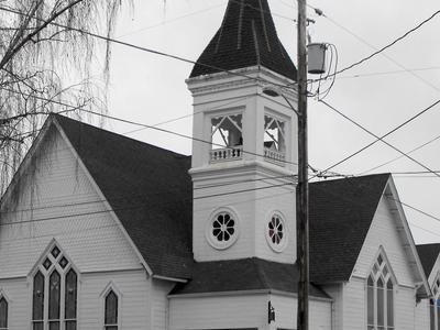 Yamhill  United  Methodist  Church