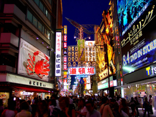 Dōtonbori Typifies The Flamboyance Of Osaka