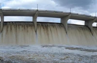 O Shaughnessy Dam