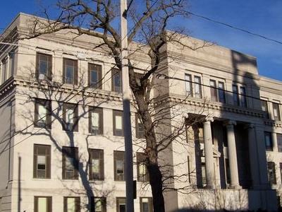 Oshkosh Wisconsin City Hall
