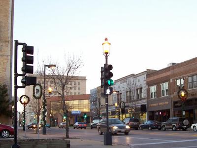 Oshkosh Wisconsin Downtown