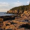 Otter Cliffs In Acadia National Park ME