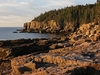 Otter Cliffs In Acadia National Park ME