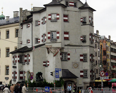 Ottoburg, Innsbruck, Austria