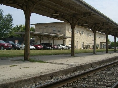 Ottumwa Station Long View