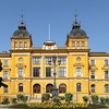 Oulu City Hall In Finland - Summer View
