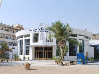 Our Lady Of Fatima Church Karachi