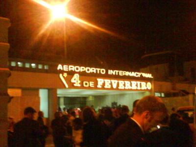 Outside  Aeroporto
