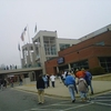 Outside Greensboro NC Coliseum Complex