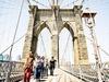 Over Brooklyn Bridge - New York
