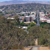 Albury, As Viewed From The War Memorial
