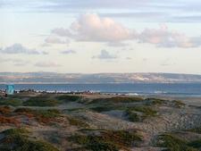 Overlooking Coronado Beach