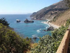 Overlooking Julia Pfeiffer Burns State Park