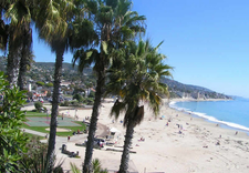 Overlooking Laguna Beach