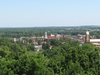 Overview Of Chillicothe From Grandview Cemetery