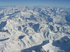 Overview Cordillera Blanca - Peru