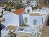 Overview Patmos Town - Skala - Aegean