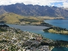 Overview Queenstown NZ South Island