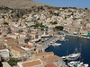 Overview Symi Town - Rhodes