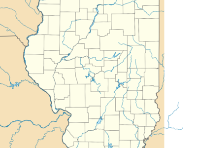 Ozark Illinois Is Located In Illinois