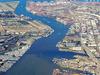 Oakland  California Aerial View